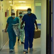 Covid-19: en Guadeloupe, l'hôpital de Pointe-à-Pitre est submergé