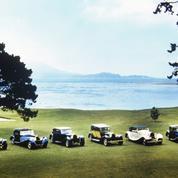 Bugatti, la marque la plus titrée à Pebble Beach
