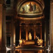 Le sommeil du Panthéon, bercé par la litanie de Ceux de 14