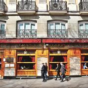 Le Gran Café de Gijon, àMadrid, sanctuaire des«tertulias»