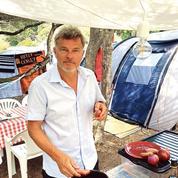 Fabien Roussel, la cuisine idéale pour un été en camping 2étoiles
