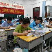Chine: le secteur florissant des cours privés dansle collimateur