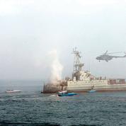 Dans le détroit d'Ormuz, l'éternelle guerre des tankers