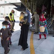Réfugiés afghans: la France tente de s'organiser