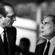 Été 1987: la bataille Chirac-Barre se profile face à Mitterrand