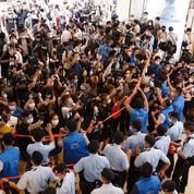 À Hongkong, la résistance au régime chinois s'organise dans l'ombre