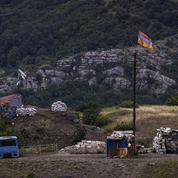 Karabakh arménien: opération survie