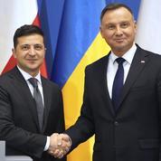«Pour la Pologne, l'Ukraine a toute sa place dans l'Union européenne»