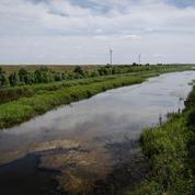 La Crimée asséchée par la guerre de l'eau entre Kiev et Moscou
