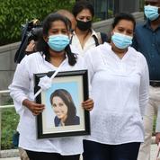 Wishma, martyre des services de l'immigration japonaise