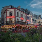À Deauville et Trouville, météo et Covid n'arrêtent pas la vague touristique