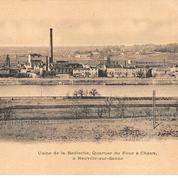 Avant la Première Guerre mondiale, le premier décrochage industriel français
