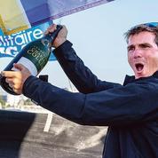 Solitaire du Figaro :voie royale pour Macaire