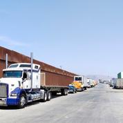 Le Covid maintient la frontière fermée entre le Mexique et les États-Unis