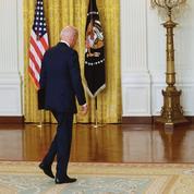 Joe Biden, comptable de la sanglante retraite américaine d'Afghanistan