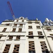 Les géants français de la construction effacent la crise
