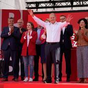 Le SPD reprend des couleurs à un mois des législatives