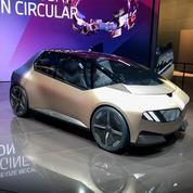 BMW i Vision Circular, le sacre de l'économie circulaire