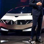 BMW présente une voiture aux matériaux 100% recyclés