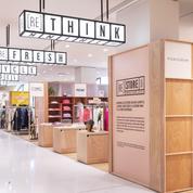 Mode: la seconde main révolutionne les grands magasins parisiens