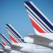 Air France déroule son plan de 7500 suppressions de postes
