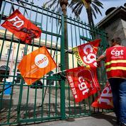 Un petit regain de confiance des salariés français pour… les syndicats
