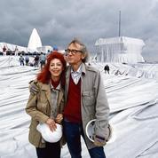 Christo et Jeanne-Claude, deux artistes en un sur Arte