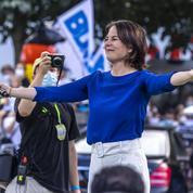 Élections législatives en Allemagne: l'écologie tranquille d'Annalena Baerbock