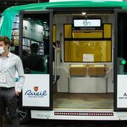 La RATP teste un bus autonome en région parisienne