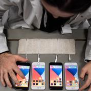 Les nouveaux iPhone font les beaux jours de l'occasion
