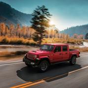 Jeep Gladiator, le pick-up exempté de malus