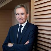 Bernard Arnault: «Louis Vuitton, c'est la France qui va de l'avant»