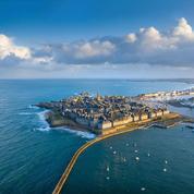 Comment Saint-Malo renaquit de ses cendres