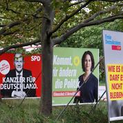 En Allemagne, les candidats lâchent leurs coups dans la dernière ligne droite