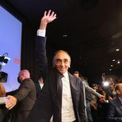 Éric Zemmour accélère en vue de la présidentielle