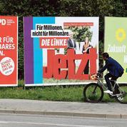 Élections allemandes: la CDU agite la peur des «chaussettes rouges»