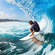 Le monde de la glisse surfe sur la vague verte