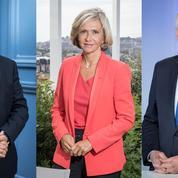 Bertrand, Pécresse, Barnier: trois favoris dans la course à l'investiture à droite