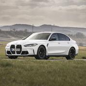 BMW M3 Compétition, le diable s'habille en berline