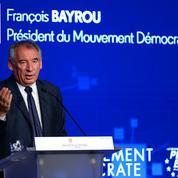 François Bayrou veut engager l'union avec LREM