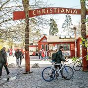 Bobos, écolos... Christiania, une enclave hippie à Copenhague depuis 50ans