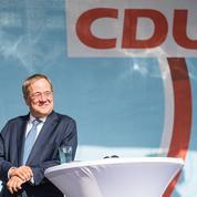 Élections allemandes: Armin Laschet, le dauphin de Merkel piégé par ses hésitations