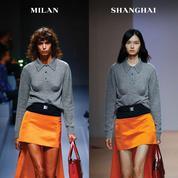Fashion Week: influenceurs et influencés sur les podiums milanais