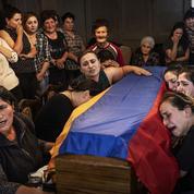 «N'oublions pas le Karabakh arménien, un an après la guerre!»