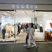 Sandro et Maje pourraient bientôt ne plus être chinois