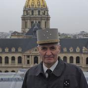 Général de Saint-Chamas, aux Invalides reconnaissantes