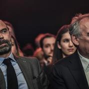 Entre Édouard Philippe et François Bayrou, une inamicale concurrence