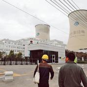 L'industrie chinoise en panne de courant