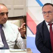 Présidentielle: la tension monte d'un cran entre LesRépublicains et Éric Zemmour