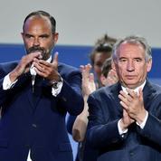 Guillaume Tabard: «François Bayrou et Édouard Philippe, le gardien contre le coadjuteur»